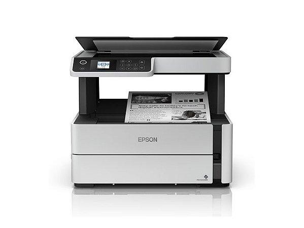 Impressora Multifuncional Epson EcoTank M2170 Monocromática, Wi-Fi