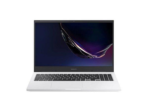 Notebook Samsung Book NP550 E20 Intel® Dual Core™ Celeron, Windows 10 Home, RAM 4GB, HD 500GB, Tela 15.6'' HD LED, Branco