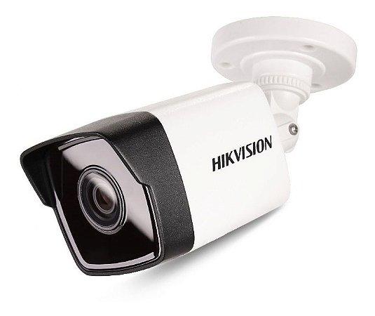 Câmera IP Hikvision HD 1MP 720p DS-2CD1001-I Bullet 30 metros