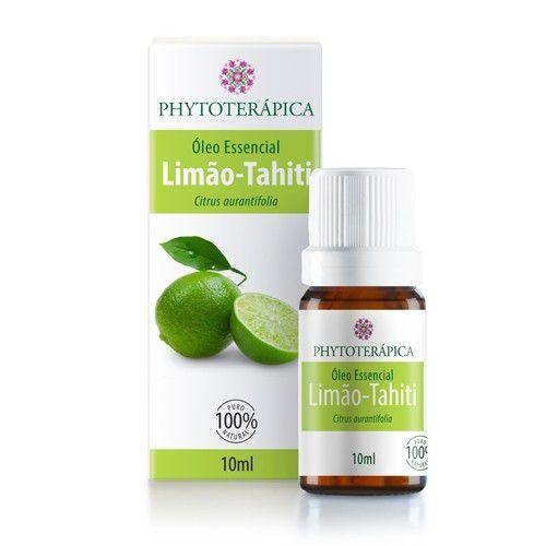 ÓLEO ESSENCIAL DE LIMÃO TAHITI - 10ML-phytoterapica
