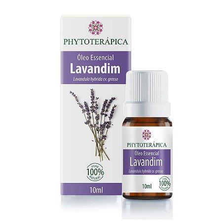 ÓLEO ESSENCIAL DE LAVANDIM - 10ML-phytoterapica