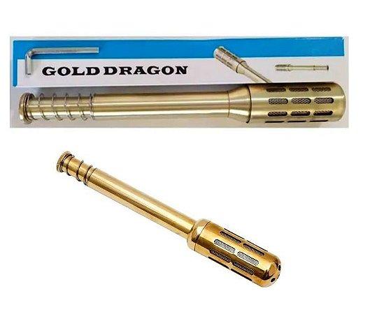 Aplicador de Moxa Bastão - Gold Dragon