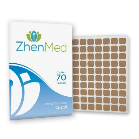 Ponto Cristal Para Auriculoterapia- ZhenMed