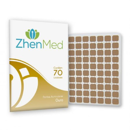 Ponto Ouro Para Auriculoterapia- ZhenMed