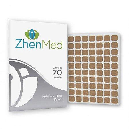 Ponto Prata Para Auriculoterapia-ZhenMed