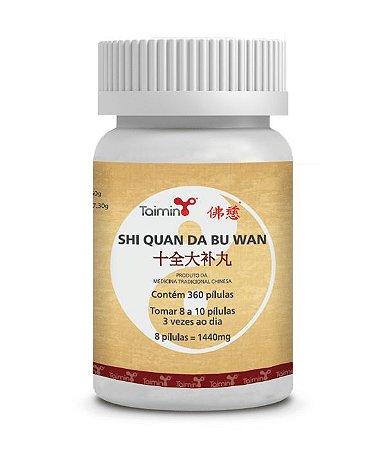 Shi Quan Da Bu Wan - Taimin