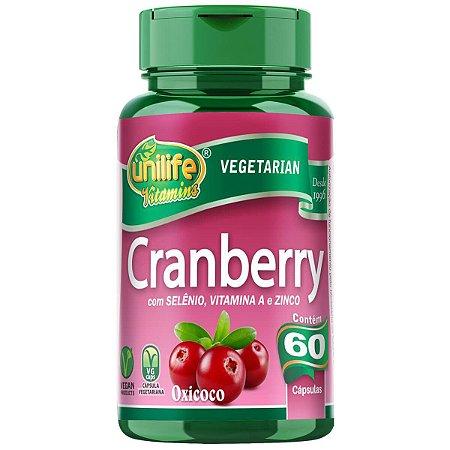 Cranberry 500mg (60 caps) Unilife Vitamins
