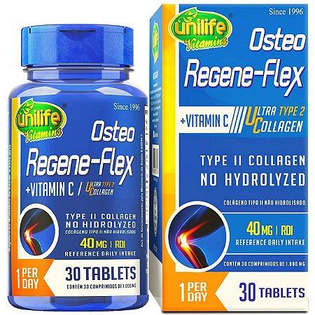 Colágeno Tipo 2 UC2 Regeneflex 30 Tabs Original - Unilife