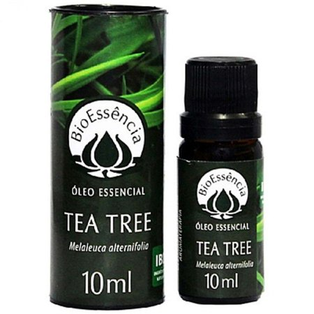 ÓLEO ESSENCIAL TEA TREE 10ml
