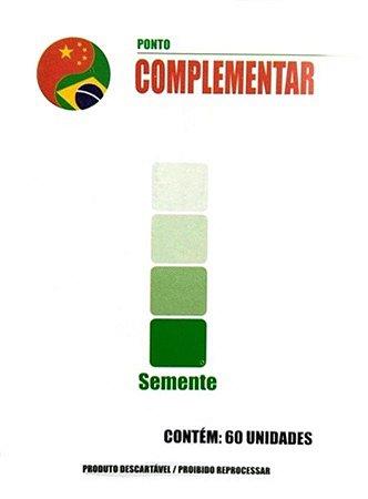 PONTO ESFERA COMPLEMENTAR SEMENTE - 60 UNIDADES