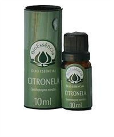 ÓLEO ESSENCIAL DE CITRONELA 10ml