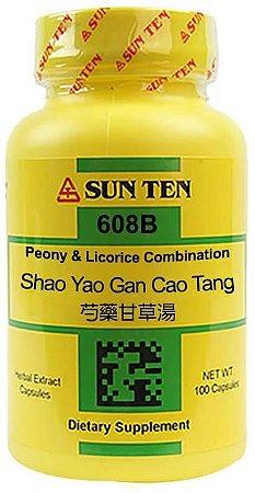 SHAO YAO GAN CAO TANG - SUNTEN 100 CAPS