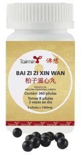 BAI ZI ZI XIN WAN - 360 PILLS