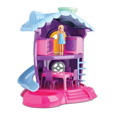 Cozinha Da Judy - Casinha De Boneca 220 - Samba Toys