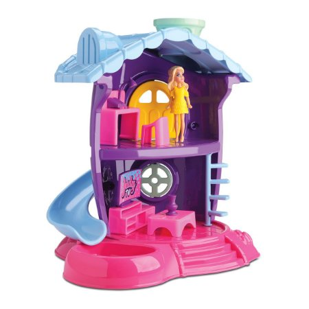 Sala Da Judy - Casinha De Boneca 218 - Samba Toys