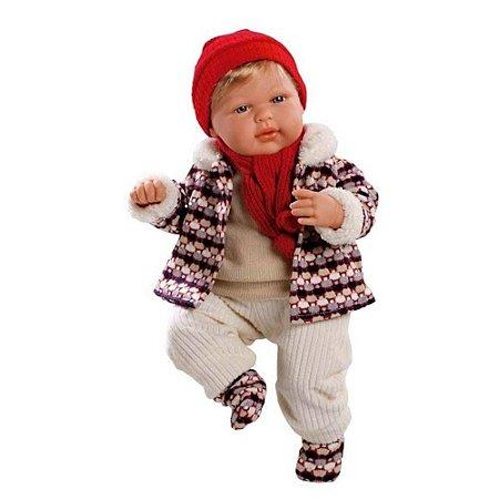 Boneca Baby Eduard 1307 - Baby Brink