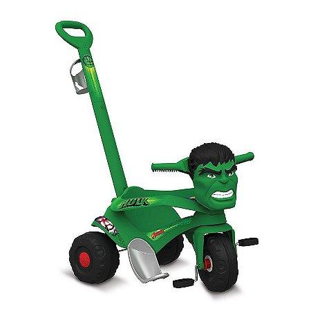 Triciclo Veloban Passeio Hulk 3015 - Bandeirante