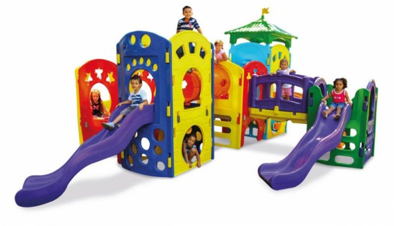 Playground Modular Advanced 0968.4 - Xalingo
