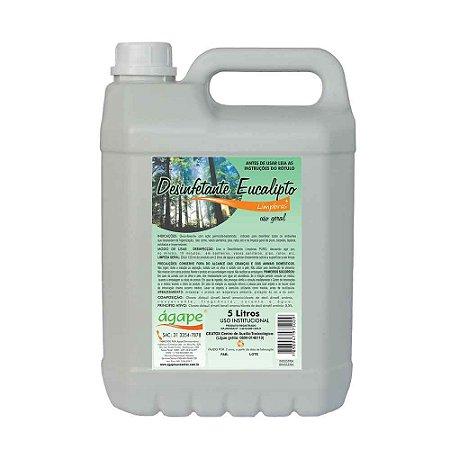 Desinfetante Eucalipto - 5L - Limpbras