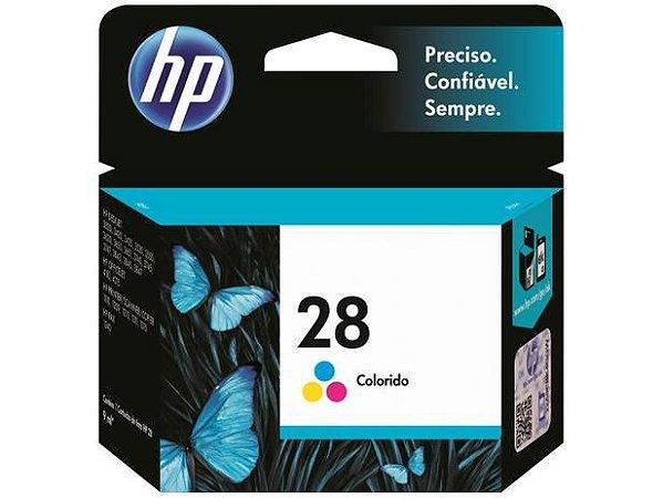 Cartucho 28 Color Original C8728 - HP