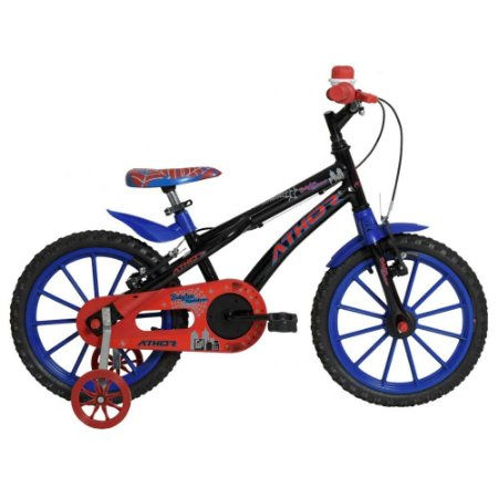 Bicicleta Aro 16 Baby Lux Spider - Athor