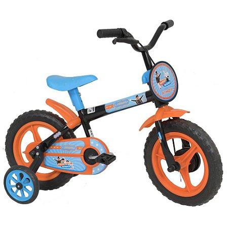 Bicicleta Infantil Aro 12 Mundo Mágico - Athor