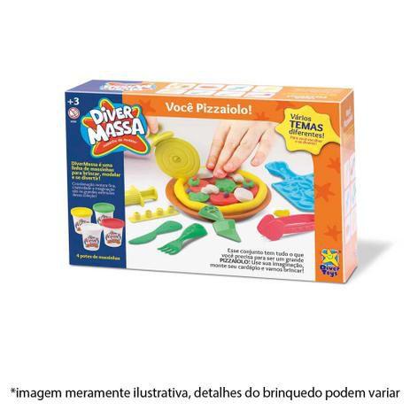 Diver Massa Você Pizzaiolo 8059 - Divertoys