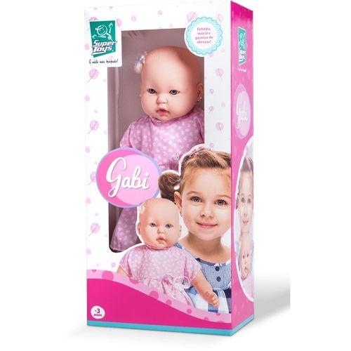 Boneca Gaby 330 - Super Toys