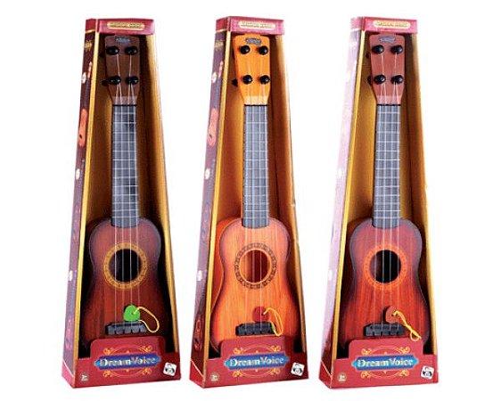 Brinquedo Violao Musical Infantil Surpresa 3392 Pica Pau