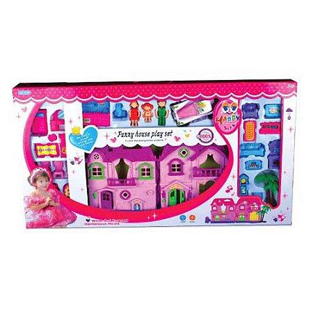 Casinha de Bonecas Master Sweety Home PI3326 - Pica Pau