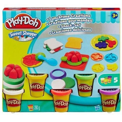 Massinha Play-Doh Hora do Lanche A7659 - Hasbro