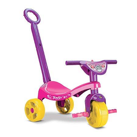 Triciclo Tchuco Princesa Adele 607 - Samba Toys