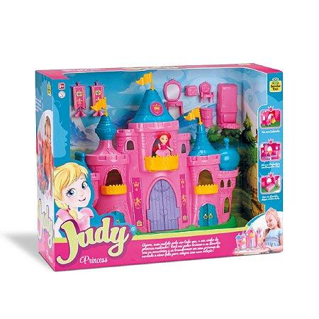 Castelo Princesa Judy 406 - Samba Toys