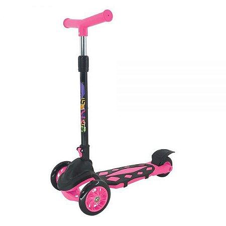 Patinete Radical Power Rosa DMR5552 - DM Toys