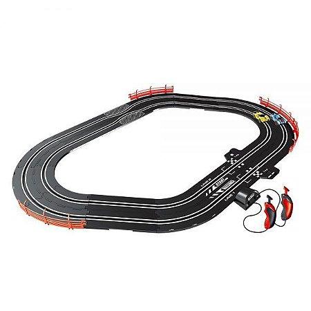 Auto Pista Turbo Run Circuito 3 Formatos DMT5891 - DM Toys