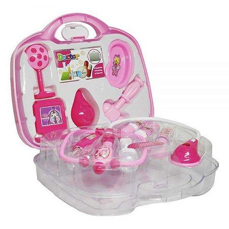 Maleta Doutor com acessórios DMT5583 - DM Toys