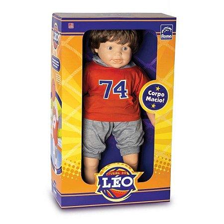 Boneco Turma do Leo 5031 - Roma