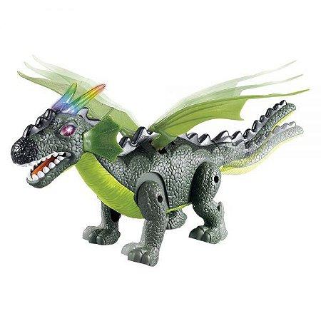 Boneco Dragossauro DMT5569 - DM Toys
