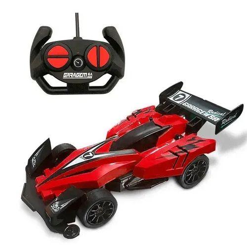 Carro de Controle Remoto Radical Vermelho 3551 - Candide