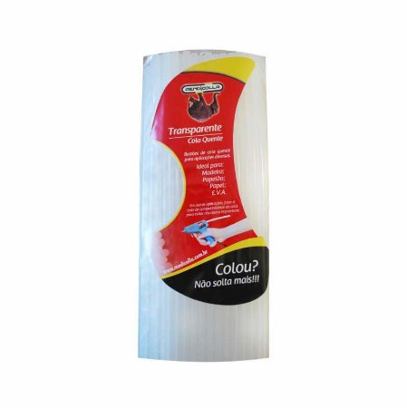 Cola Quente Grossa Refil 1Kg - 11,2x30cm - Rendicolla