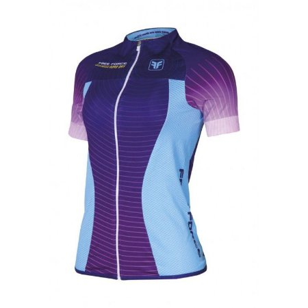 Camisa Ciclismo Feminina Road Day - Free Force