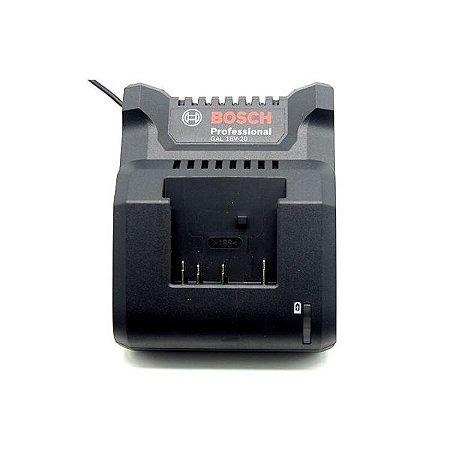 Carregador Bateria Gal 18V-20 BIVOLT - BOSCH