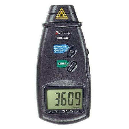 Tacômetro Digital MDT-2238B - MINIPA
