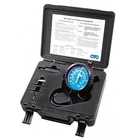 Kit Medidor de Pressão e Vácuo - OTC Bosch Automotiva