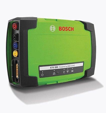 Scanner KTS 590 Aparelho Diagnóstico - Bosch Automotiva