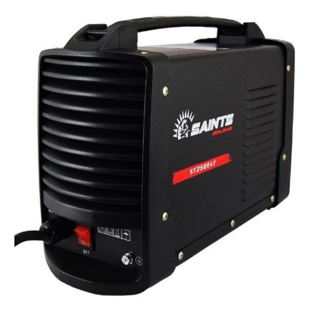 Máquina de Solda Inversora ST 250 ELT Bivolt - SAINTS