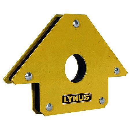 Esquadro Magnético EML 25kg para Soldador - LYNUS-10816.1