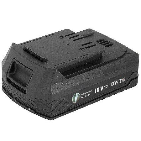 Bateria de Íons de Lítio 2,0Ah 18V - DWT-6014180200