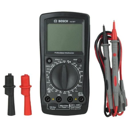 Multímetro Digital FIX-7677 - BOSCH-1696.790.966-760