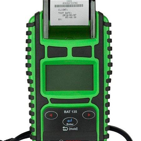 Testador de Bateria Automotivo BAT-135 com Impressora - BOSCH-1699.200.244-760
